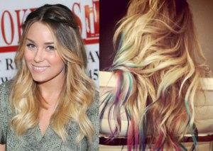 lauren-conrad-rainbow-hair