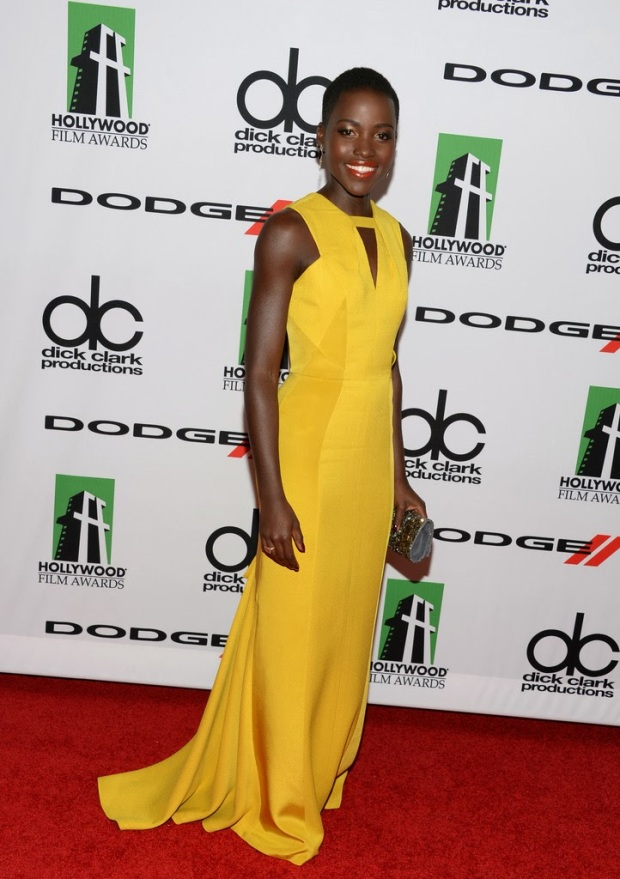 Lupita+Nyong+o+17th+Annual+Hollywood+Film+W
